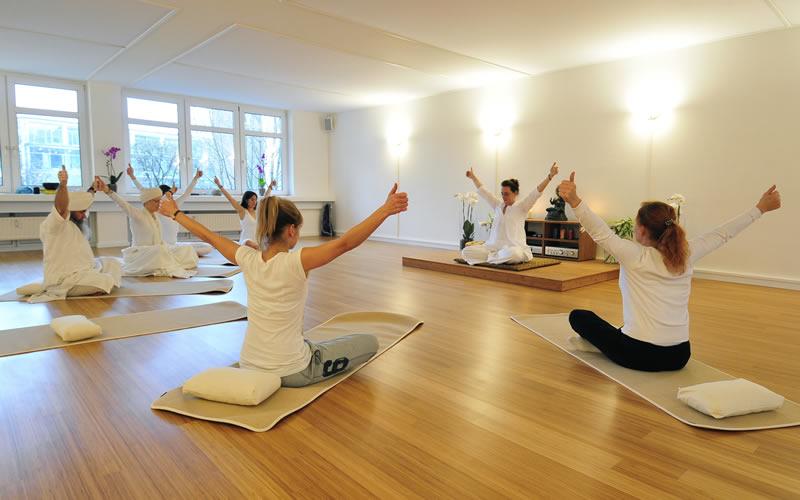 Yoga Hamburg Winterhude Das Anand